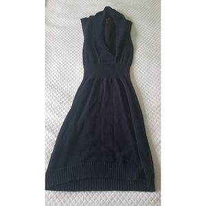 BCBG Navy dress.